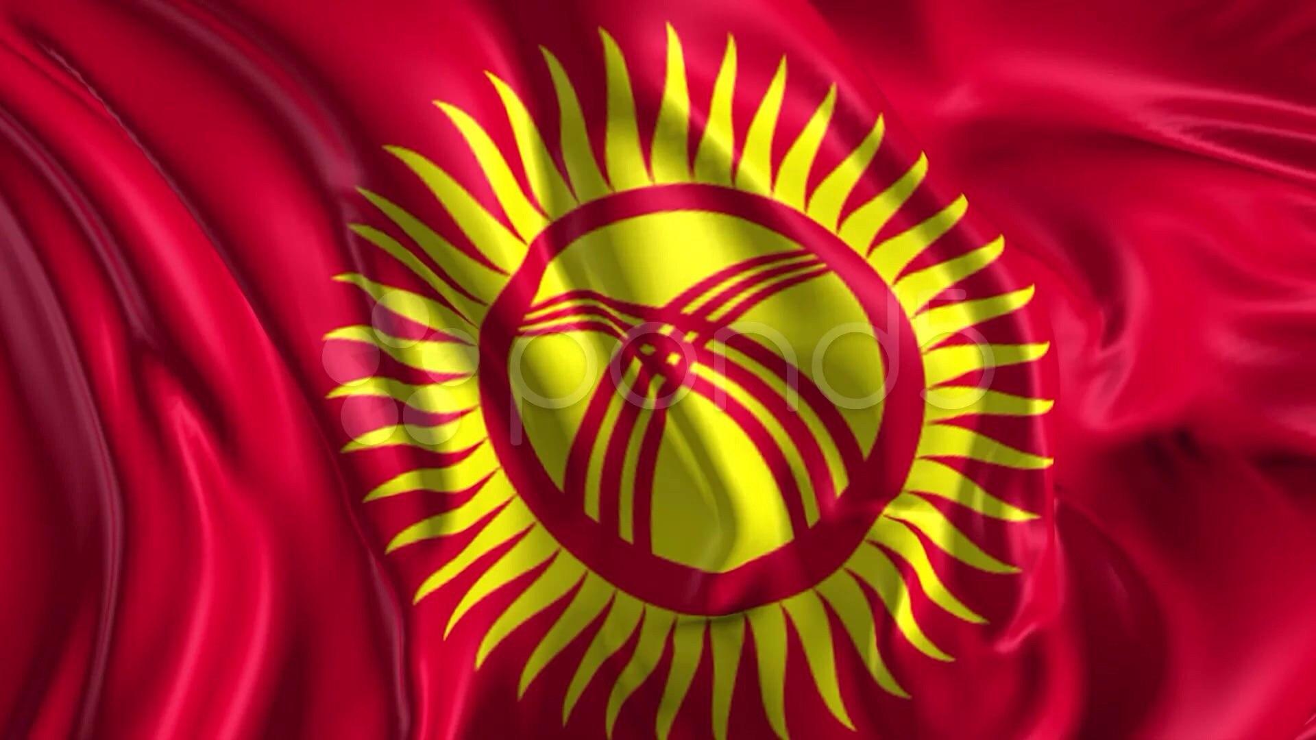 фото флаг кыргызстана фото количество людей